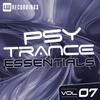 Couverture de l'album Psy-Trance Essentials Vol. 07