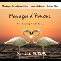 Couverture du titre Messages d'Amour