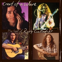 Cover of the track Crest of a Wave: The Best of Rory Gallagher