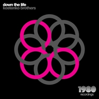 Cover of the track Down the Life - Single