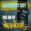 Couverture de l'album Dig On - Single
