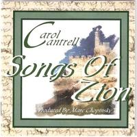 Couverture du titre Songs Of Zion