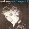 Cover of the track Papa Don't Preach