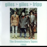 Couverture du titre The Brondesbury Tapes (1968)