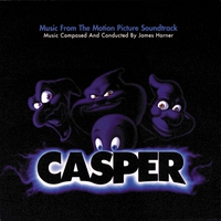 Cover of the track Casper's Lullaby