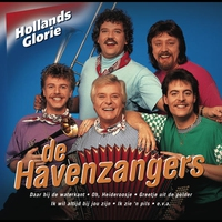Cover of the track Hollands Glorie: De Havenzangers