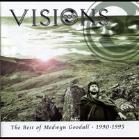 Couverture du titre Visions: The Best of Medwyn Goodall 1990 - 1995