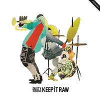 Couverture du titre Keep It Raw - EP