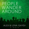 Cover of the album People Wander Around - Single
