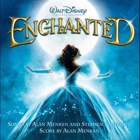 Couverture du titre Enchanted (Soundtrack from the Motion Picture)