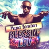 Cover of the album Blessin' Lov - EP