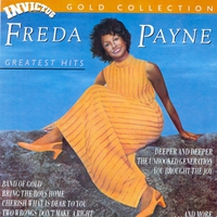 Cover of the track Freda Payne: Greatest Hits
