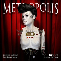 Cover of the track Metropolis: The Chase Suite