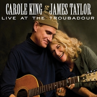 Couverture du titre Live at the Troubadour