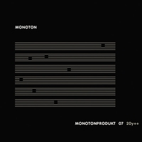 Cover of the track Monotonprodukt 07 20y++