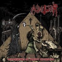 Cover of the track Perversiones de Muerte Putrefacta