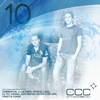 Cover of the track 10 Years