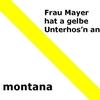 Cover of the album Frau Mayer hat a gelbe Unterhos'n an - EP