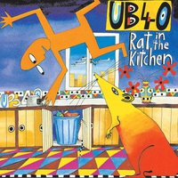 Cover of the track Rat in the Kitchen