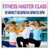 Cover of the album Fitness Master Class: Hi Impact 138 Bpm/145 Bpm/135 Bpm